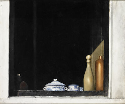 Stephen Scott Young, 'The Window Sill'