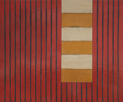Sean Scully, 'Yellow Place', 1997