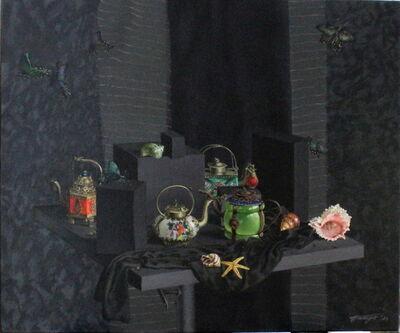 Tatyana Palchuk, 'Still Life with Chinese Tibet Teapots', 2020