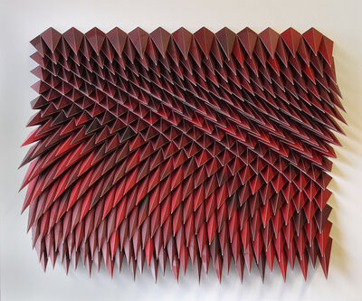 Matt Shlian, 'Unholy 85 (Go Down Moses/ There's Fire in the Woods)', 2017