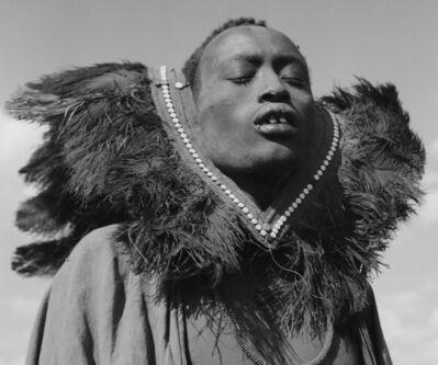 Hector Acebes, 'Lion Man, Tanzania ', 1953
