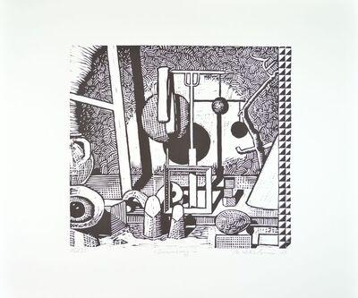 Matthias Weischer, 'Sammlung', 2000-2010