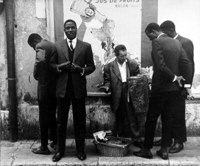 Leon Levinstein, 'France', 1964