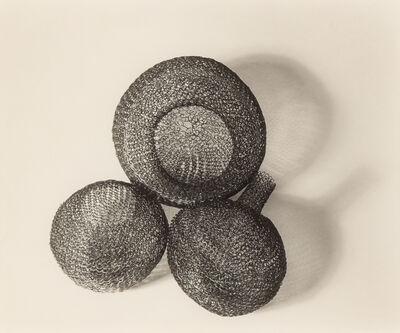 Imogen Cunningham, 'Three Wire Sculptures', c. 1950's