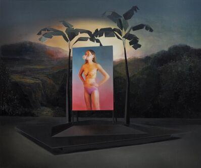 Benjamin Moravec, 'Sans Titre', 2017