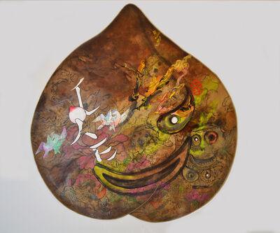 Jiha Moon, 'Peach Mask III', 2013