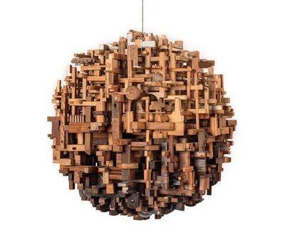 Lesley Hilling, ''Sphere 12' by Lesley Hilling', 2017