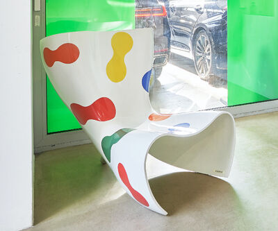 "Marc Newson, '""Felt"" Chair', 2005"