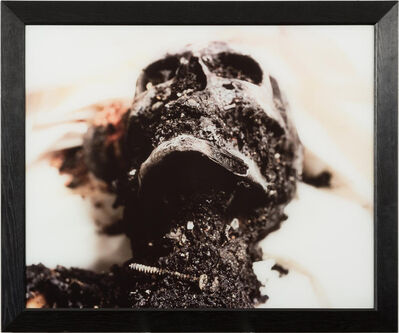 Andres Serrano, 'The Morgue (Burnt to Death)', 1992