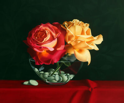 "Jane Jones, '""Rose Duet""', 2020"