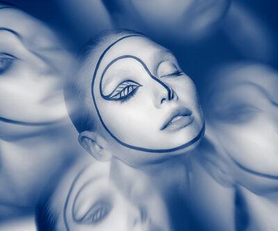 Indira Cesarine, 'Natalya Blue', 2020