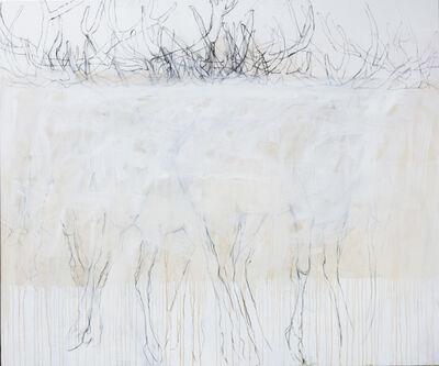 Helen Durant, 'Wyoming Winter White'