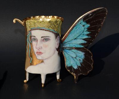 Irina S. Zaytceva, 'Butterfly cup', 2018