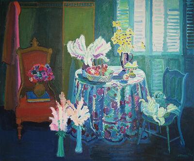 Joseph O'Sickey, 'Table in Morning Light'