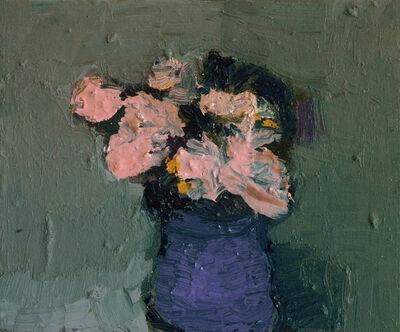 Jennifer Hornyak, 'Oyster Pink with Blue', 2019