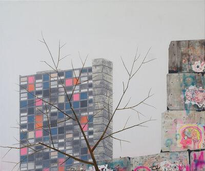 Erik Benson, 'Braintree (seer/thinker)', 2015