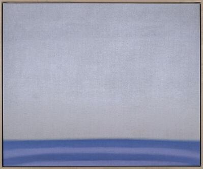 Susan Vecsey, 'Untitled (Grey/Lavender)', 2018