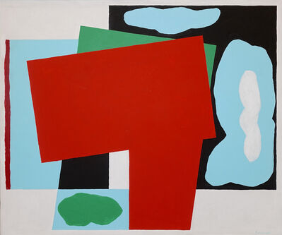 George Vranesh, 'Color with Cloud', 1990