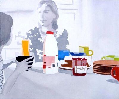 "Mari Kuroda, 'Breakfast 6  from ""Ma vie en Rose""', 2004"