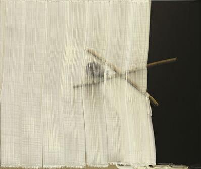 Song Hyun Sook, '7 Brushstrokes Over Figure', 2013