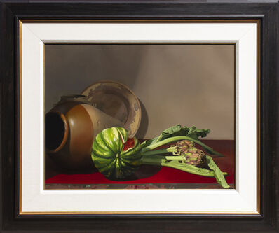 Jeanne Duval, 'Still Life with Artichokes', 1993
