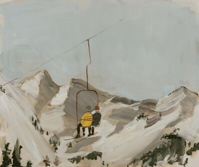 Gideon Rubin, 'On the Chairlift', 2013