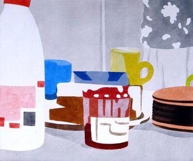 "Mari Kuroda, 'Breakfast 7 from ""Ma vie en Rose""', 2004"
