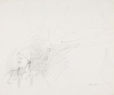 Andrew Wyeth, 'Housebound Study', ca. 1986