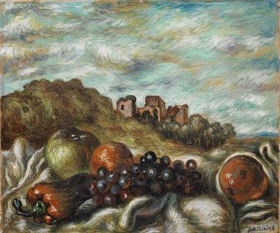 Giorgio de Chirico, 'Vita silente', 1958