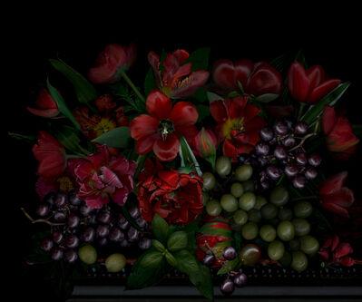 Zoltan Gerliczki, 'Still Life with Grapes', 2019