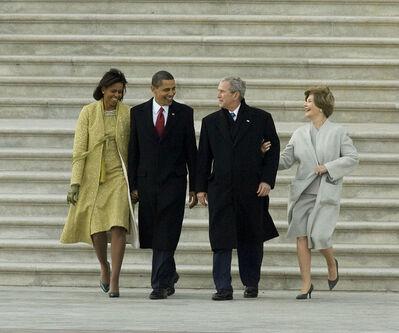 Armando Arorizo, '44 President', 2009
