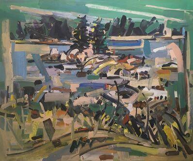 Jon Imber, 'Two Pines, Dow Ledges', 2002