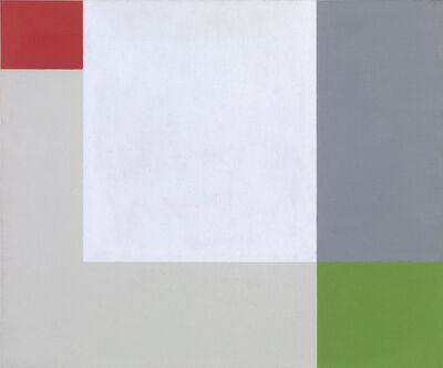John Wells, 'Composition No.8', 1955