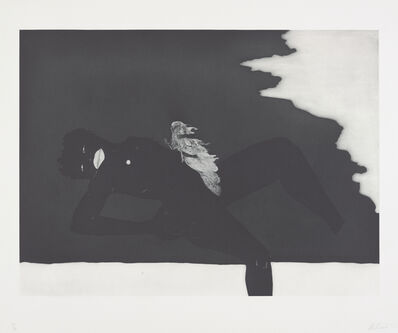 Kara Walker, 'An Unpeopled Land in Uncharted Waters: Buoy', 2010