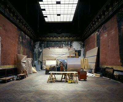 Massimo Listri, 'Versailles II, France', 2003