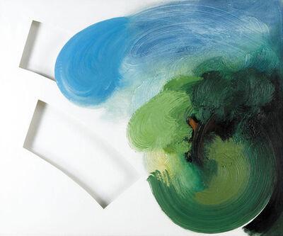 William Tillyer, 'Oud', 1992-1993