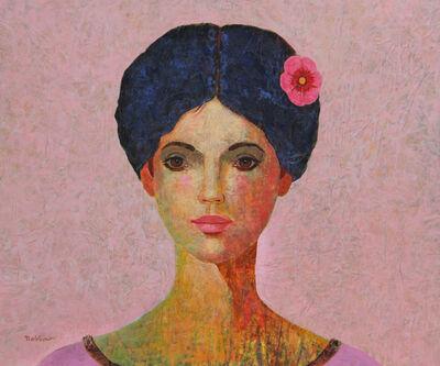 Heinz Rabbow, 'Spanish lady', 2018