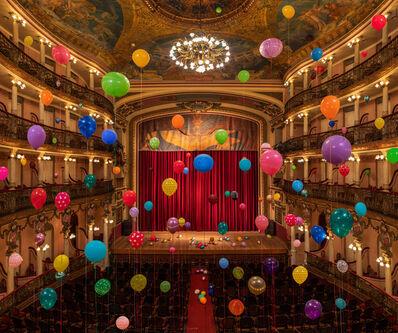 Flávia Junqueira, 'Teatro Amazonas #4, 1896', 2019