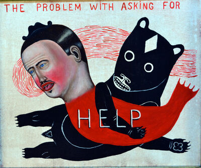 Fred Stonehouse, 'Asking for Help', 2017