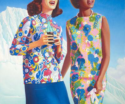 James Rieck, 'Mixed Colorful Separates ', 2020
