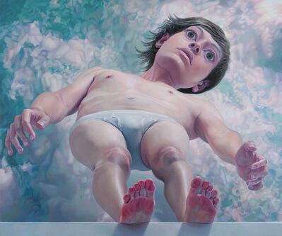 Korehiko Hino, 'Bending the Neck', 2019