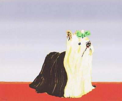 Cornelius Völker, 'Dogs II', 2006