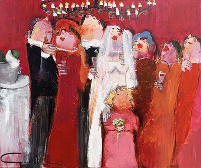 Gerdine Duijsens, 'Hier komt de bruid ', 2019