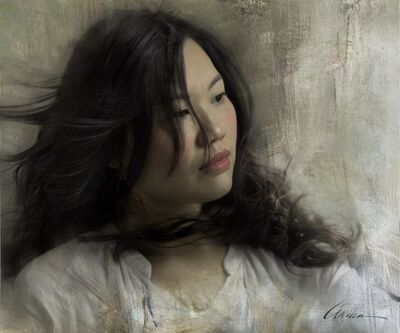 Mark Arian, 'Girl in White'