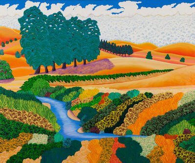 Jack Stuppin, 'Valley Ford Stream', 2008