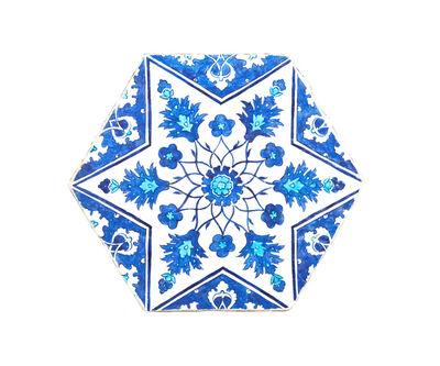 Unknown Artist, 'Hexagonal Iznik Tile ', 1540-1545