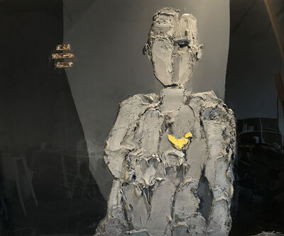 Sylvain Tremblay, 'Yellow Bird', 2019