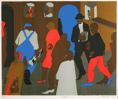 Jacob Lawrence, 'Windows', 1977