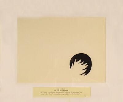 John Lennon, 'The Beatles, She Said So/I Feel Fine, Cel 6', 1966