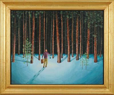 Tim Vermeulen, 'Into the Dark Wood'